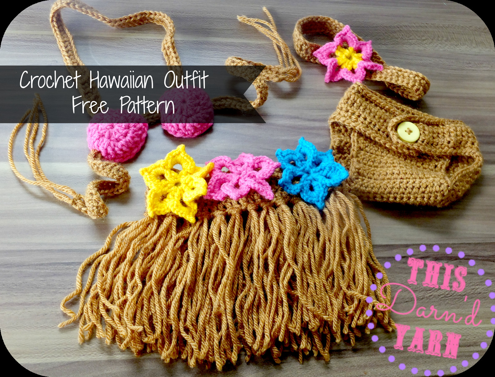 Crochet Outfit Lovely Crochet Baby Hula Outfit Pattern Of Gorgeous 41 Ideas Crochet Outfit