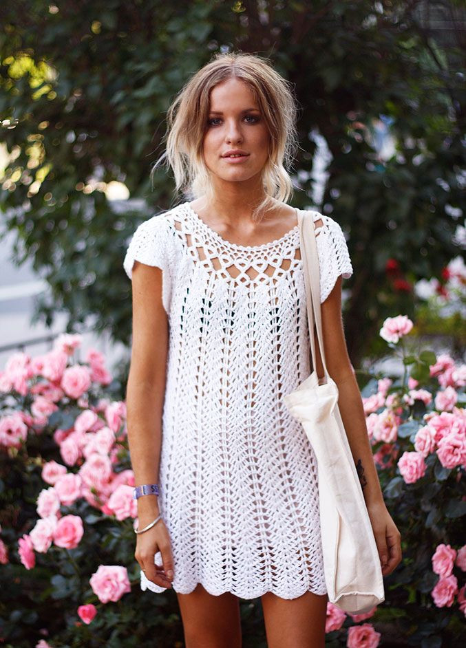 Crochet Outfit Lovely How to Wear Crochet for Summer – Glam Radar Of Gorgeous 41 Ideas Crochet Outfit