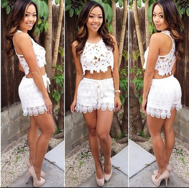 Crochet Outfits Elegant Shirt Laced top Shopaholic Fashion Style Blogger Of Great 42 Ideas Crochet Outfits