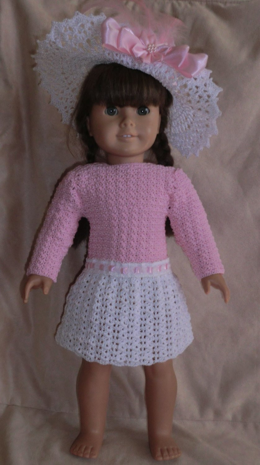Crochet Outfits Fresh 215 Kentucky Derby Outfit Crochet Pattern for American Of Great 42 Ideas Crochet Outfits