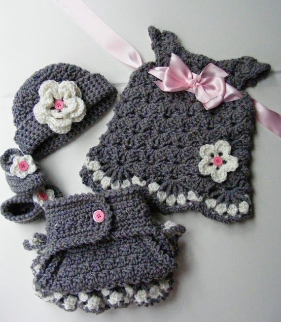 Crochet Outfits Inspirational Crochet Outfits for Babies 20 Newborn Crochet Outfits Patterns Of Great 42 Ideas Crochet Outfits