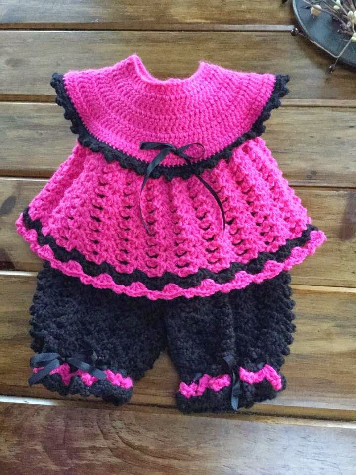Crochet Outfits Lovely northern Girl Stamper & Boutique Baby Crochet Pinafore Of Great 42 Ideas Crochet Outfits