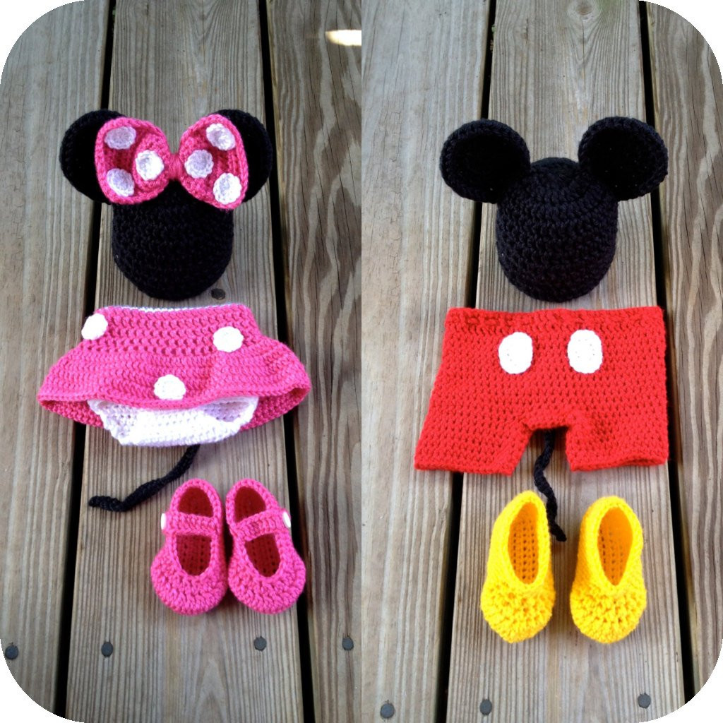 Crochet Outfits New Instant Download Pdf Both Crochet Mouse Outfit Prop Of Great 42 Ideas Crochet Outfits