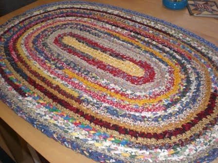 Crochet Oval Rug Best Of A Home Grown Journal Crocheted Rag Rug Tutorial Part Four Of Charming 49 Images Crochet Oval Rug