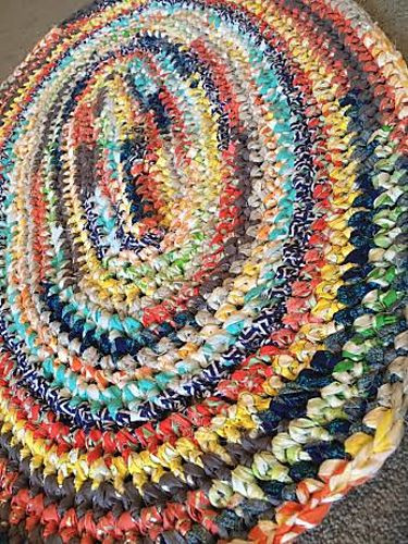 Crochet Oval Rug Lovely Oval Rag Rug Pattern by Jessica Fernandez Of Charming 49 Images Crochet Oval Rug