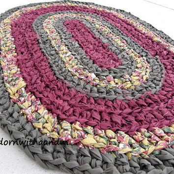 Crochet Oval Rug Lovely Oval Rug Crochet Pattern Rugs Ideas Of Charming 49 Images Crochet Oval Rug