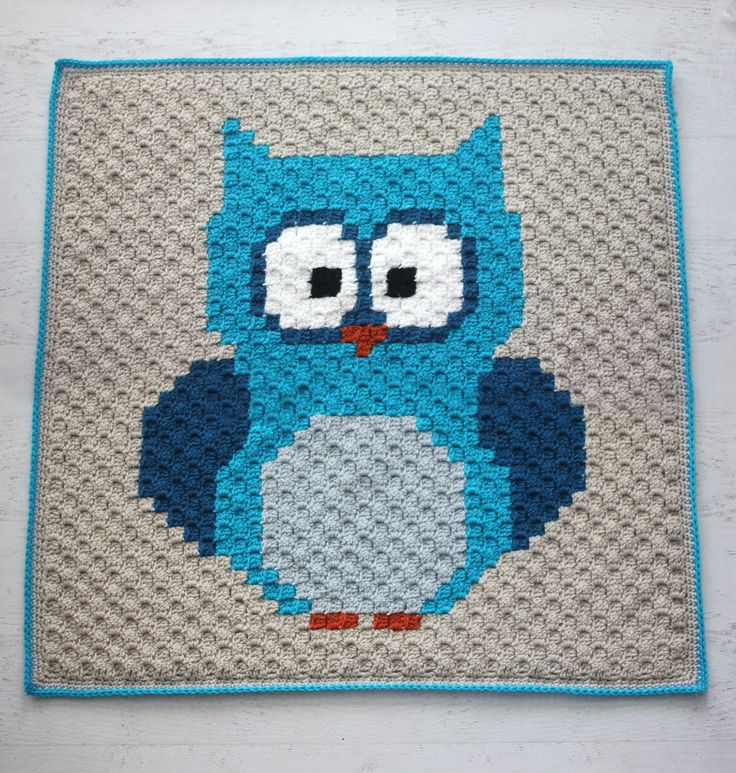 Crochet Owl Blanket Beautiful 17 Best Images About Crochet Owls On Pinterest Of Contemporary 43 Images Crochet Owl Blanket