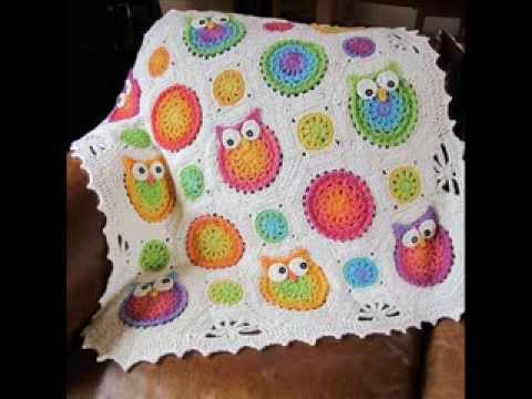 Crochet Owl Blanket Pattern Beautiful Owl Obsession Blanket Crochet Pattern Presentation Of Luxury 42 Models Crochet Owl Blanket Pattern