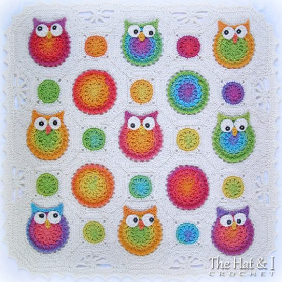 Crochet Owl Blanket Pattern Best Of Crochet Owl Pattern Blanket Pinterest Patterns Ideas Tutorials Of Luxury 42 Models Crochet Owl Blanket Pattern