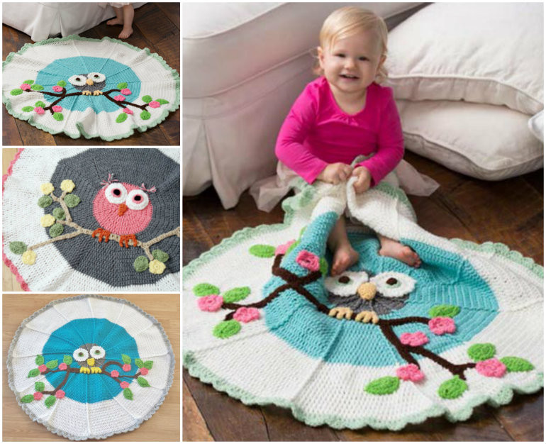 Crochet Owl Blanket Pattern Fresh 20 Super Cute Crochet Knitted Owl Patterns Of Luxury 42 Models Crochet Owl Blanket Pattern