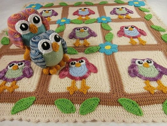 Crochet Owl Blanket Pattern Inspirational Crochet Owl Projects Lots Ideas You Will Love Of Luxury 42 Models Crochet Owl Blanket Pattern
