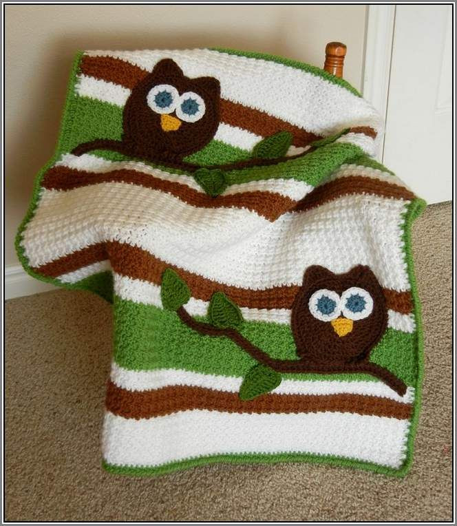 Crochet Owl Blanket Pattern Luxury Owl Baby Blanket Crochet Pattern Free Haken Pinterest Of Luxury 42 Models Crochet Owl Blanket Pattern