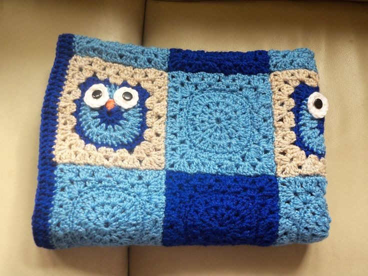Crochet Owl Blanket Pattern Unique 17 Best Images About Baby Afghans On Pinterest Of Luxury 42 Models Crochet Owl Blanket Pattern