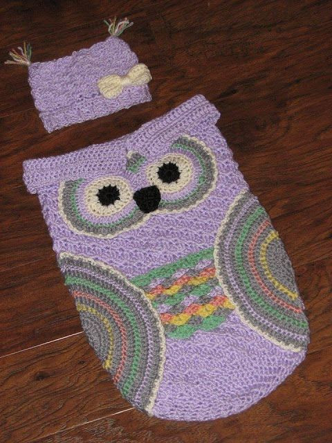 Crochet Owl Cocoon Beautiful the 440 Best Images About Crochet Baby Cocoons Of Amazing 44 Models Crochet Owl Cocoon