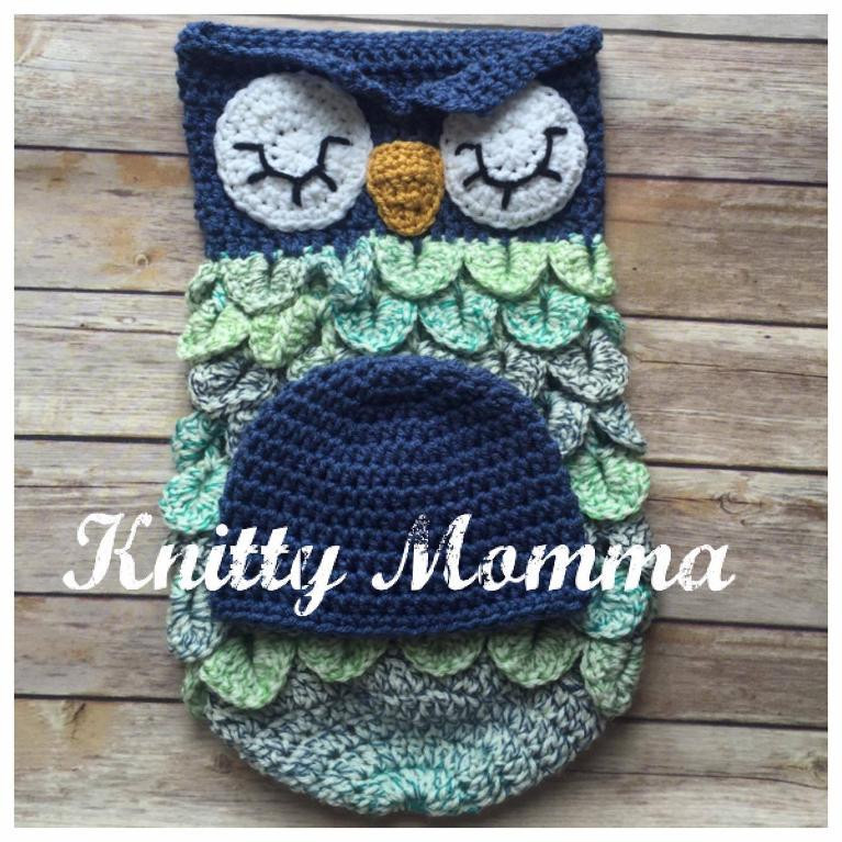 Crochet Owl Cocoon Inspirational Owl Cocoon by Knitty Momma719 Craftsy Of Amazing 44 Models Crochet Owl Cocoon