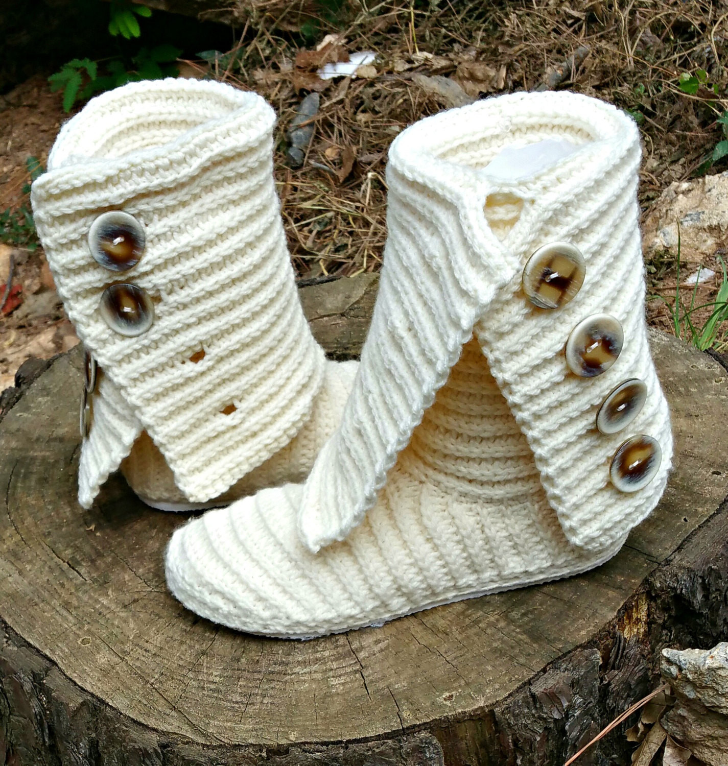 Crochet Boot Pattern Boot Crochet Pattern Crochet Slipper