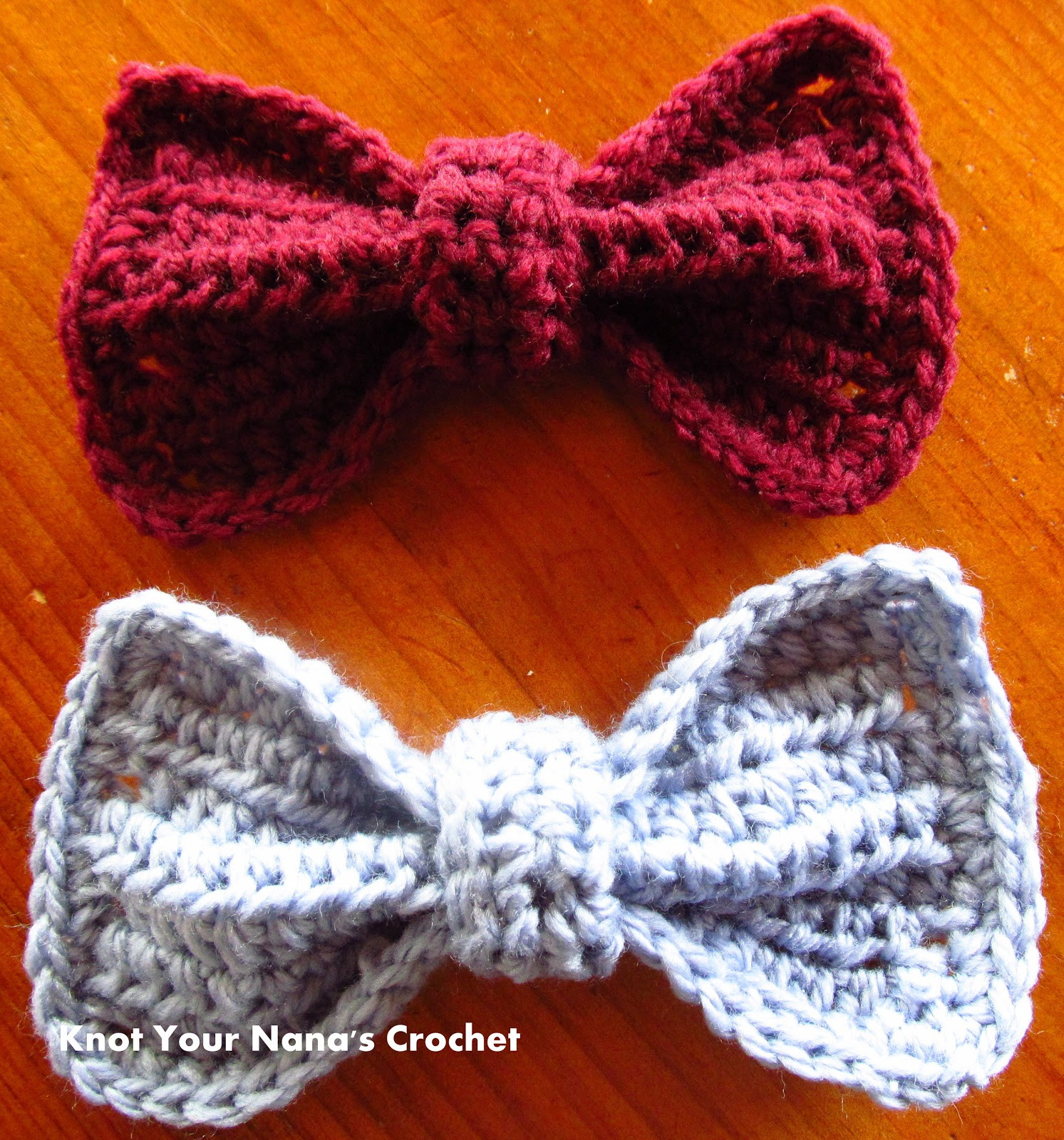 Crochet Patterns Beautiful Crochet Bows Free Pattern Of Charming 50 Models Crochet Patterns
