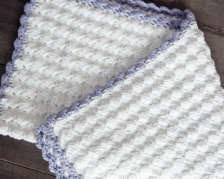 Crochet Patterns for Baby Blankets Awesome Vintage Chic Free Crochet Baby Blanket Pattern Leelee Knits Of Great 50 Photos Crochet Patterns for Baby Blankets