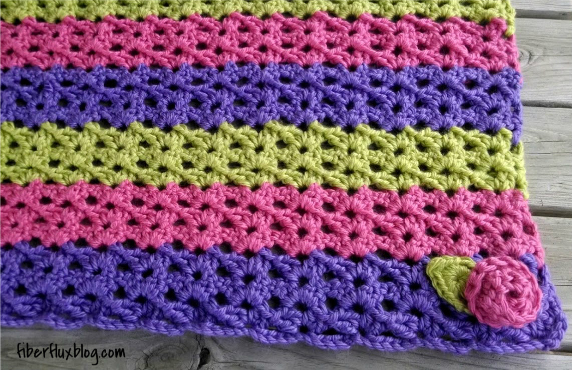 Crochet Patterns for Baby Blankets Best Of Fiber Flux Free Crochet Pattern sorbetto Baby Blanket Of Great 50 Photos Crochet Patterns for Baby Blankets