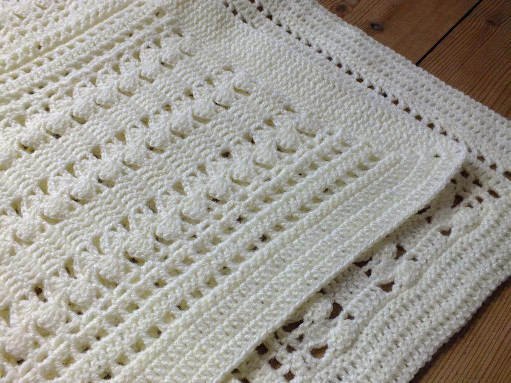 Crochet Patterns for Baby Blankets Elegant You Have to See soft Cream Zigzag Crochet Baby Blanket by Of Great 50 Photos Crochet Patterns for Baby Blankets