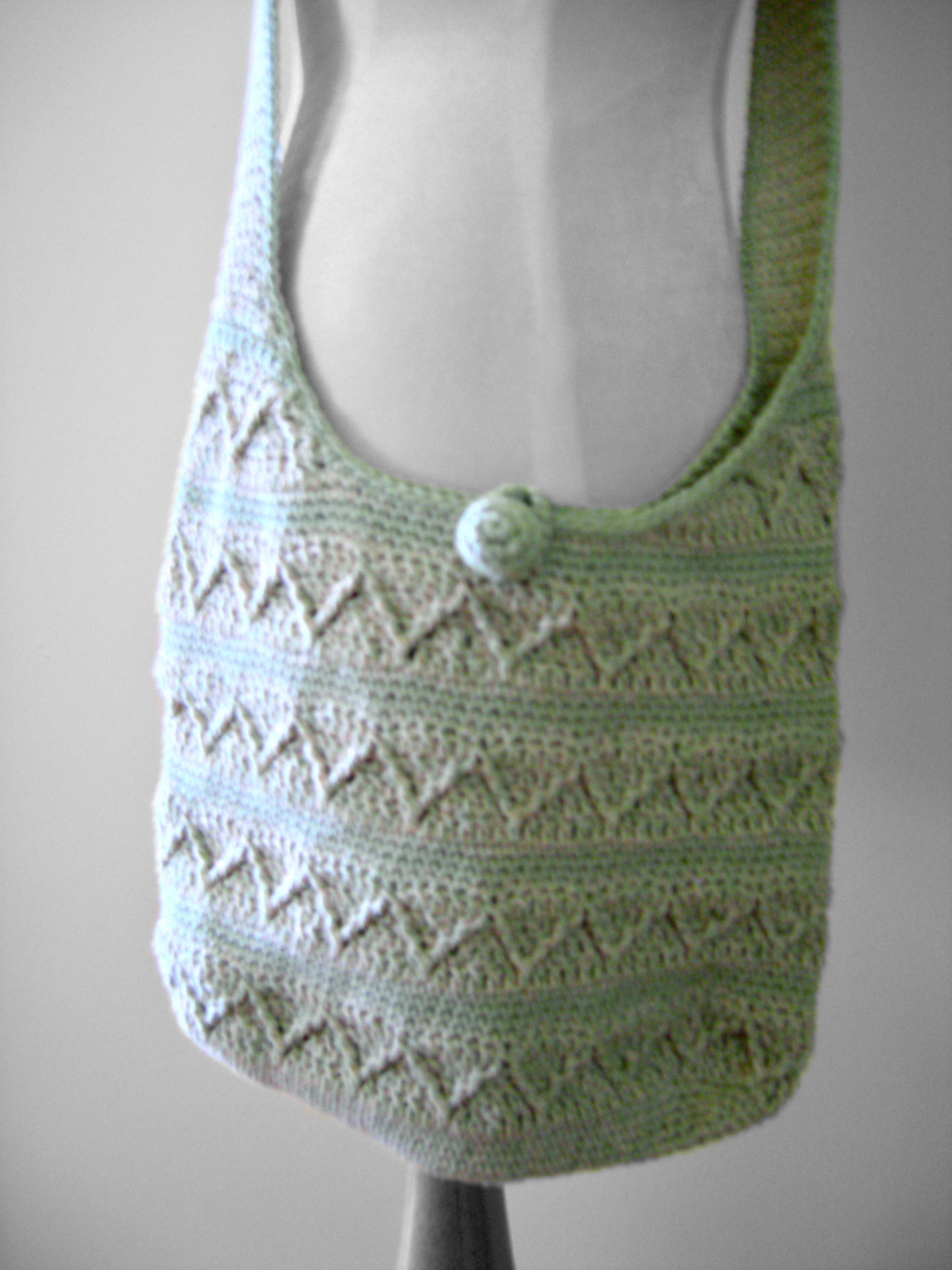 Crochet Patterns For Bags Dancox for
