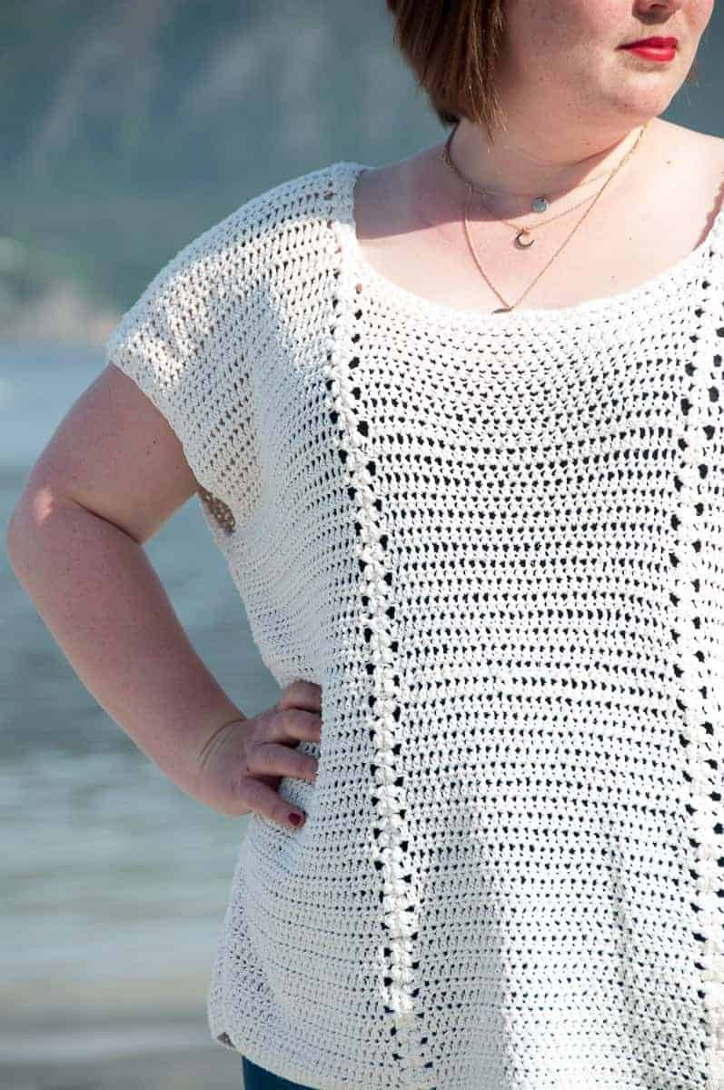 Crochet Patterns Inspirational Alba top Crochet Pattern – Joy Of Motion Of Charming 50 Models Crochet Patterns