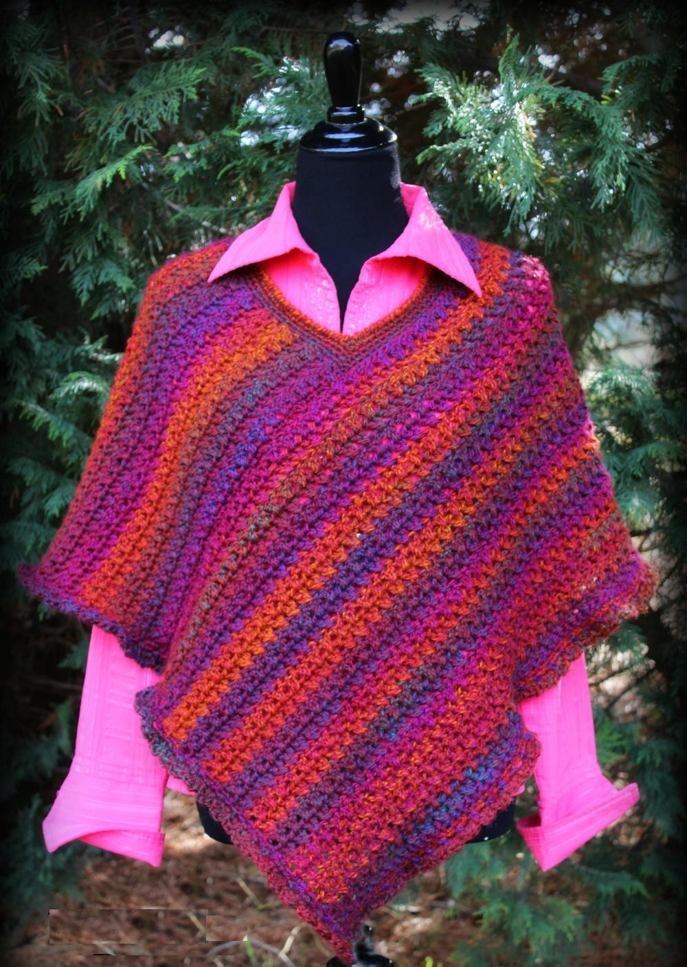 Crochet Patterns Luxury 37 Creative Crochet Poncho Patterns for You Patterns Hub Of Charming 50 Models Crochet Patterns
