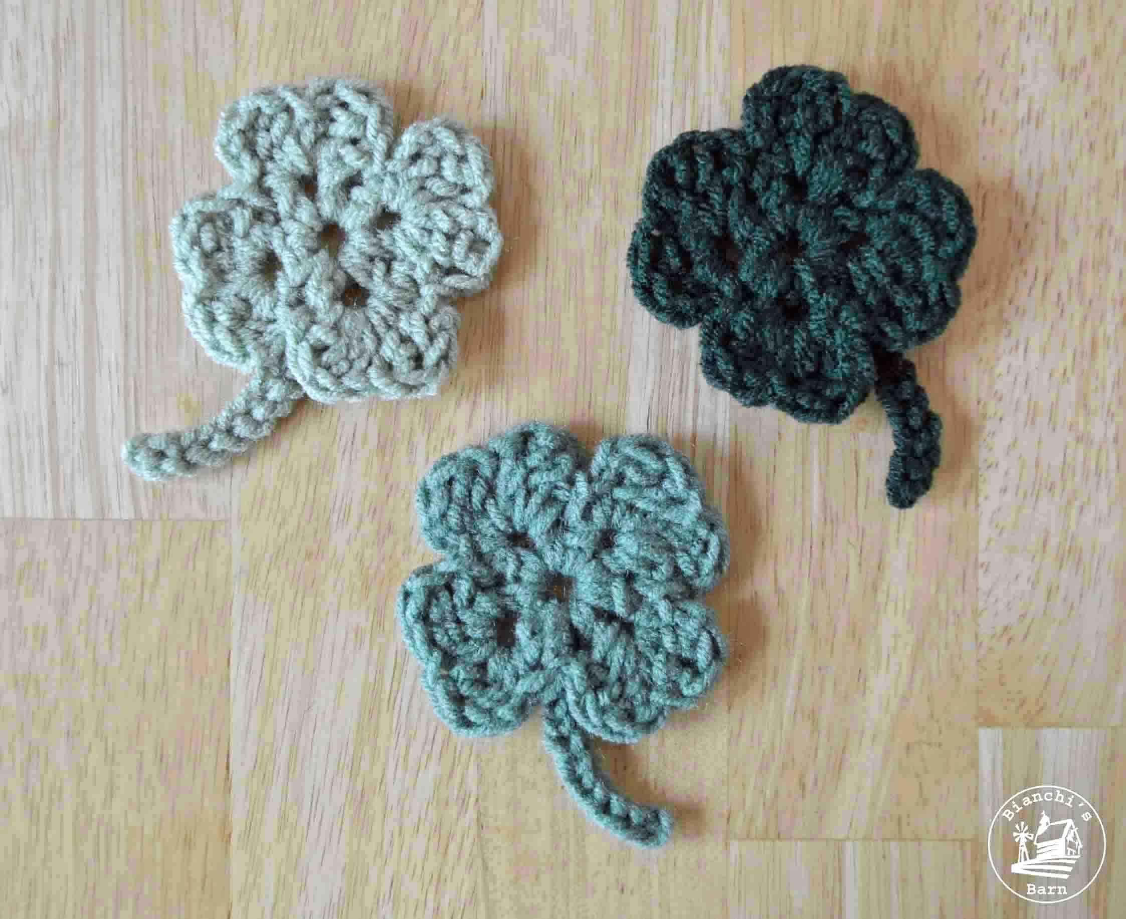 Crochet Patterns Unique Lucky 4 Leaf Clover Free Crochet Pattern Of Charming 50 Models Crochet Patterns