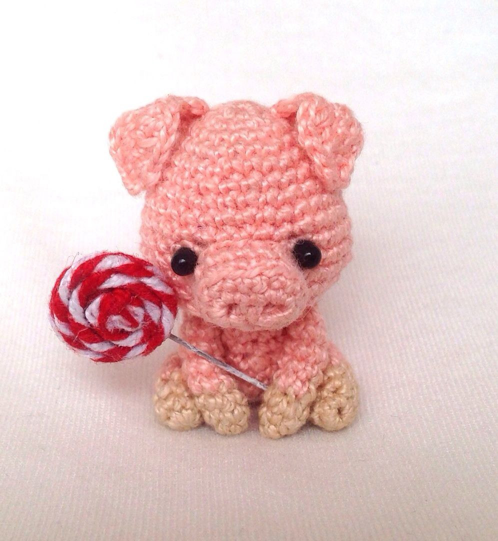 Crochet Pig Pattern Elegant Ravelry Willie the Pig Pattern by Lan Lien Of Adorable 49 Models Crochet Pig Pattern