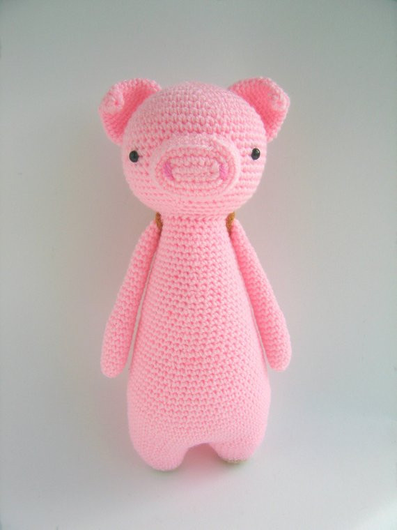 Crochet Pig Pattern Fresh Crochet Amigurumi Pattern Pig Of Adorable 49 Models Crochet Pig Pattern