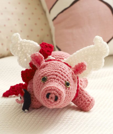 Crochet Pig Pattern Inspirational Crochet Hearts Free Patterns for Valentine S Day Of Adorable 49 Models Crochet Pig Pattern