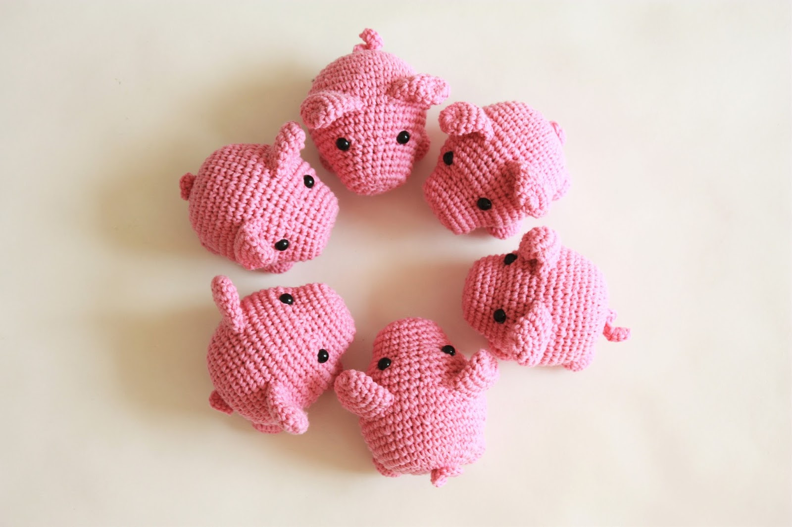 Crochet Pig Pattern Luxury Happyamigurumi New Amigurumi Pattern Little Pig Pdf Of Adorable 49 Models Crochet Pig Pattern