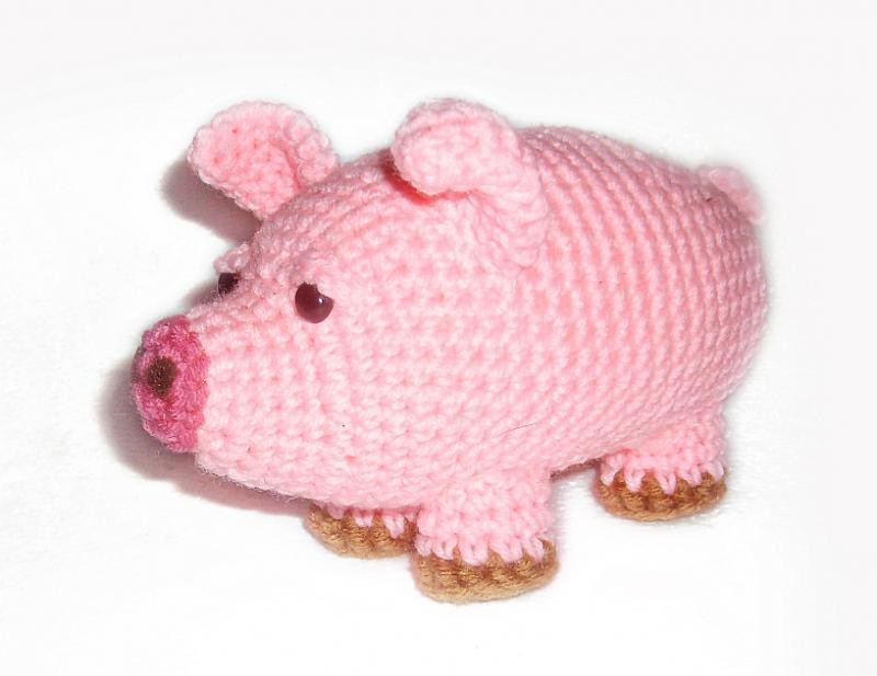 Crochet Pig Pattern Unique Crochet Pattern Pig Of Adorable 49 Models Crochet Pig Pattern
