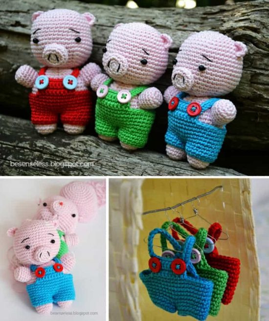 pig crochet free patterns omhide=true