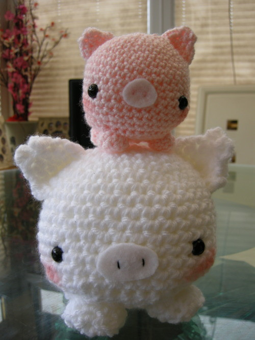 Crochet Pig Pattern Unique Studio Ami Of Adorable 49 Models Crochet Pig Pattern