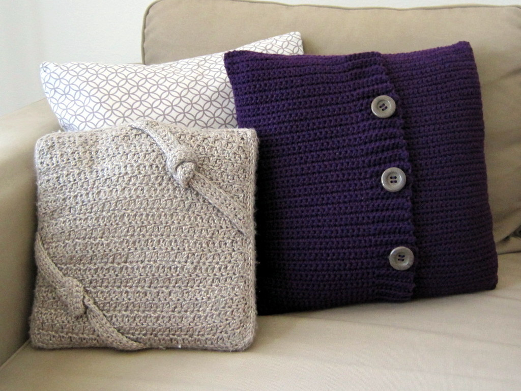 Crochet Pillow Awesome Crochet button Pillow Free Crochet Pattern Of Superb 50 Images Crochet Pillow