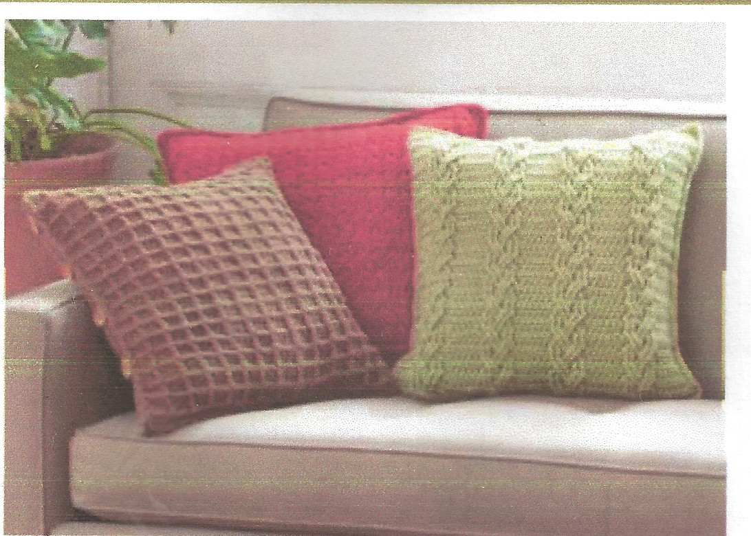 Crochet Pillow Beautiful Textured Pillow Trio Crochet Along – Back Side Of Pillows Of Superb 50 Images Crochet Pillow