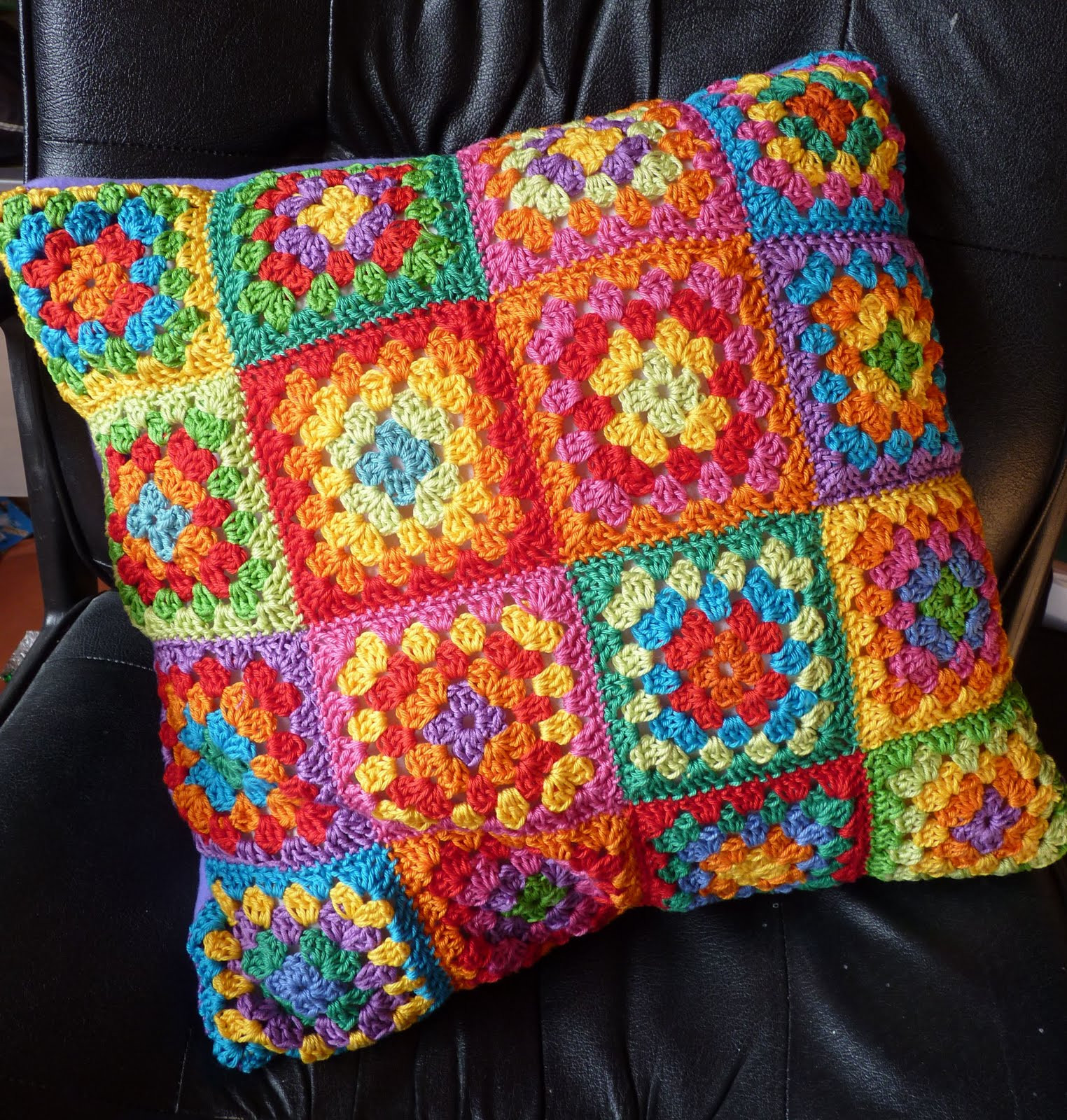 Crochet Pillow Cover Best Of the Adventures Of the Gingerbread Lady Tutorial Fleece Of Amazing 50 Pics Crochet Pillow Cover