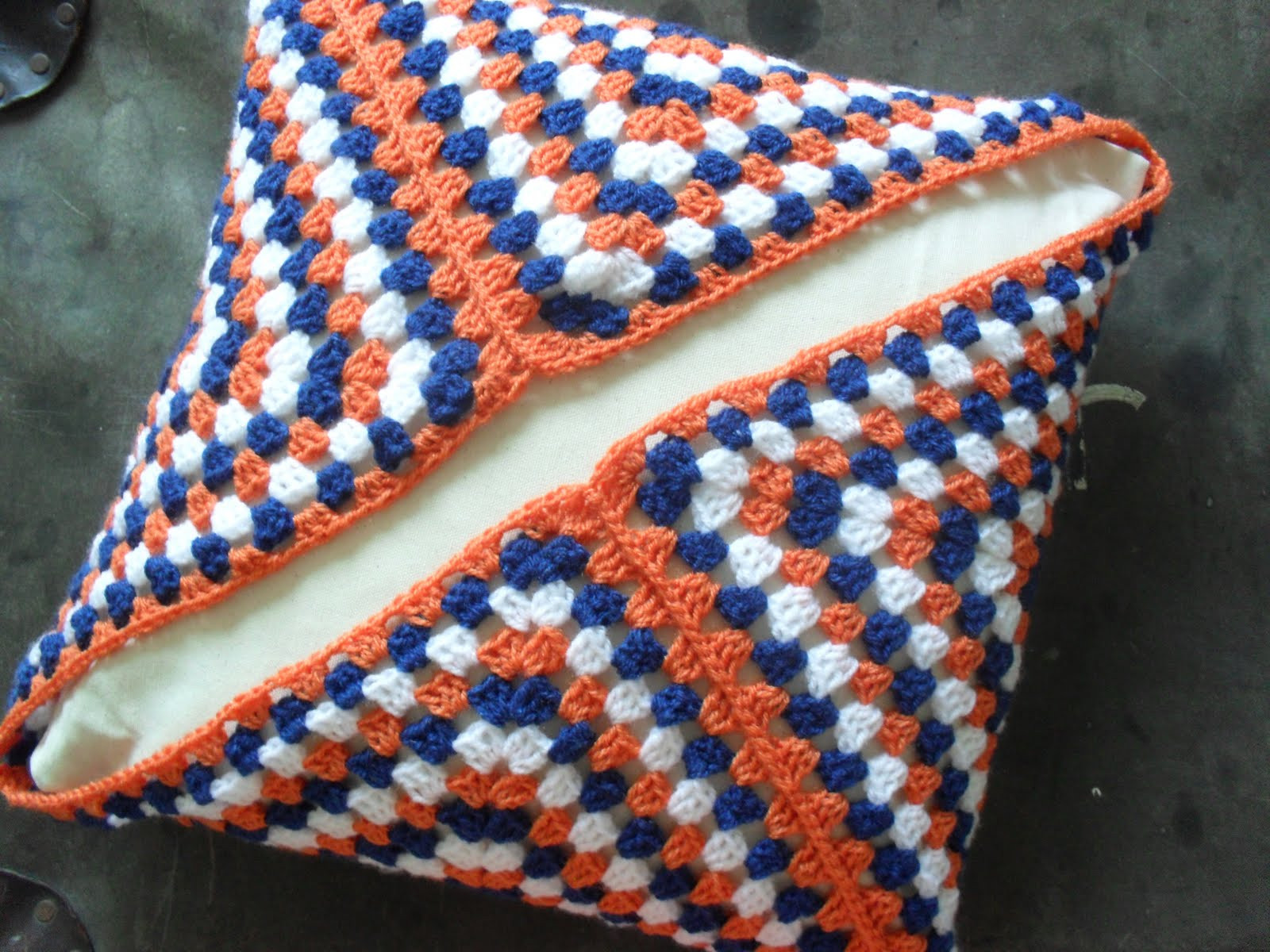 Crochet Pillow Cover Luxury Crochet Granny Square Cushion Cover Of Amazing 50 Pics Crochet Pillow Cover