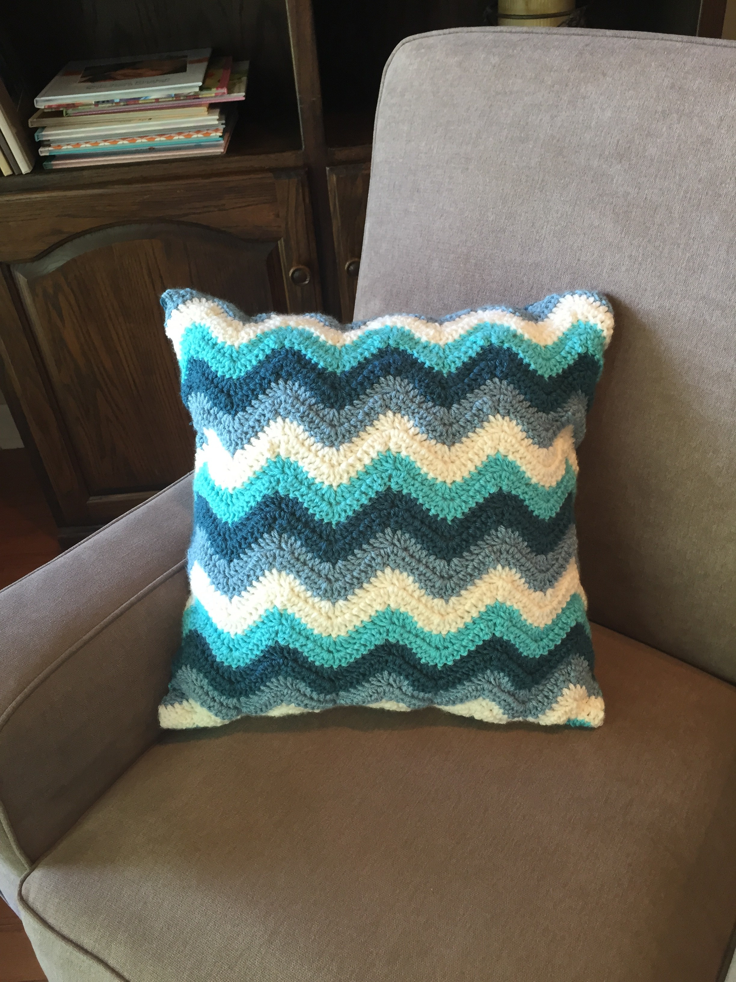 Crochet Pillow Cover Pattern Best Of Crochet Patterns Chevron Pillow Cover Of Lovely 47 Images Crochet Pillow Cover Pattern