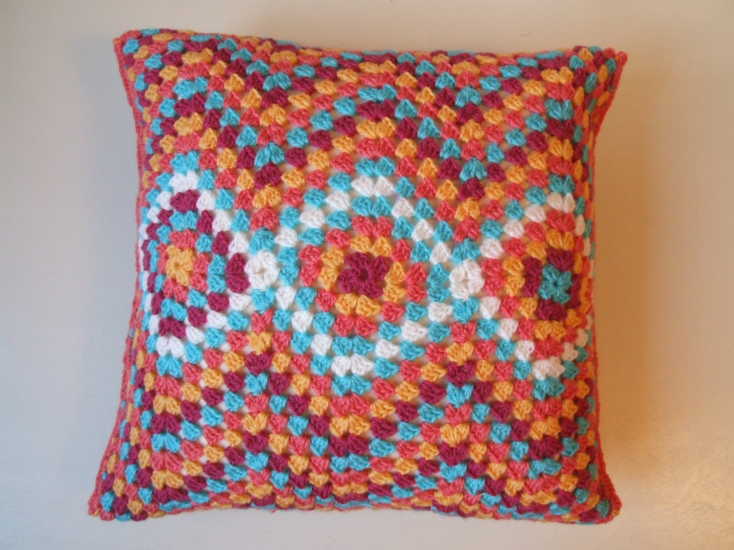 Crochet Pillow Cover Pattern Lovely Crochet Cushion Cover Moroccan Style Removable Crochet Of Lovely 47 Images Crochet Pillow Cover Pattern