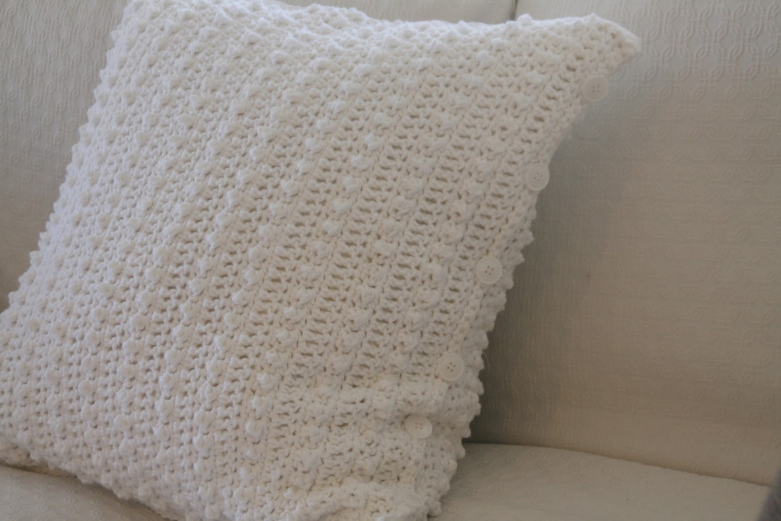 Crochet Pillow Cover Pattern New One Little Rayndrop Modern Romantic Cushion Cover Pattern Of Lovely 47 Images Crochet Pillow Cover Pattern