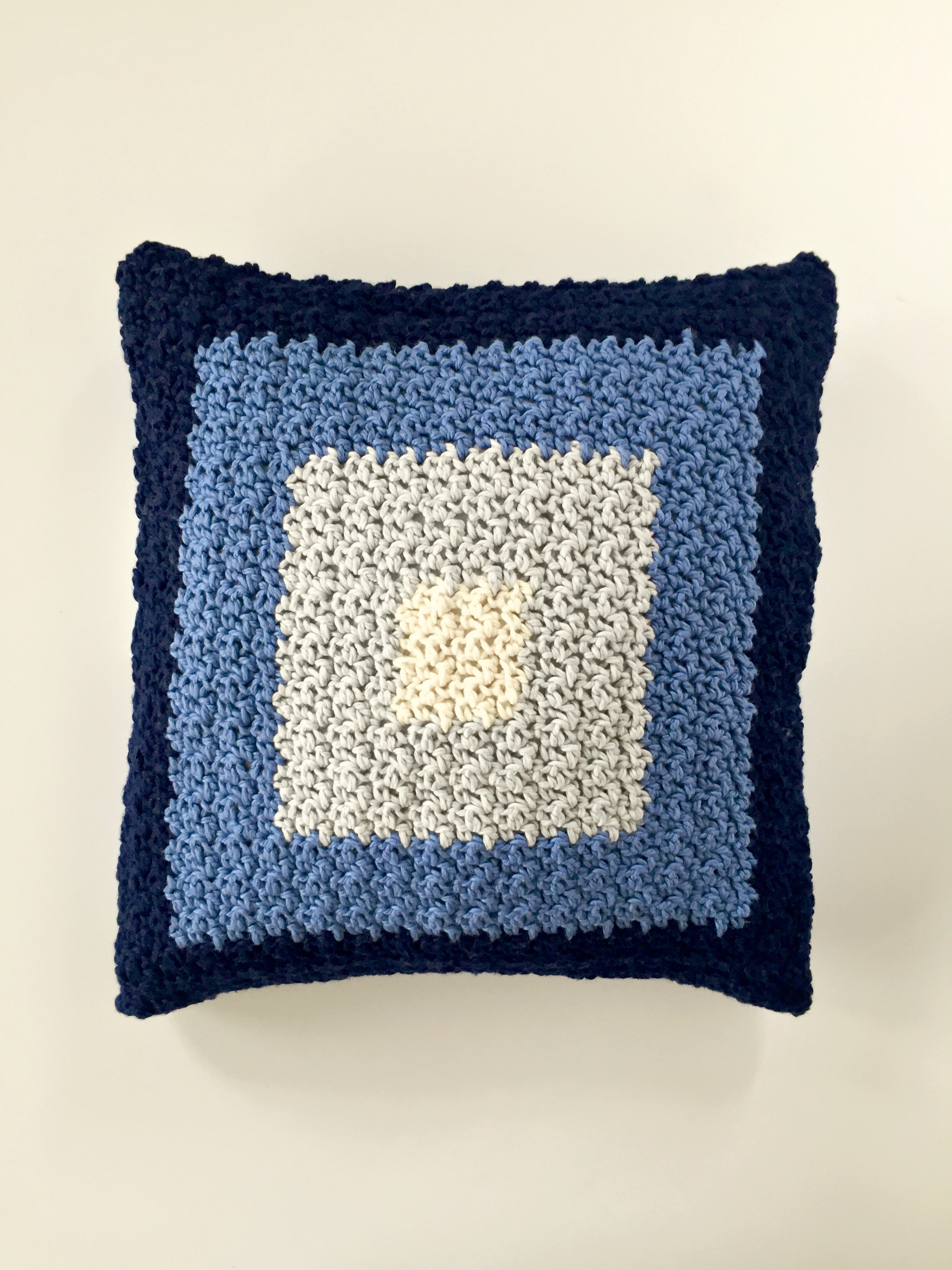 Crochet Pillow Cover Pattern New Squares Pillow Cover Crochet Pattern by Little Monkeys Design Of Lovely 47 Images Crochet Pillow Cover Pattern