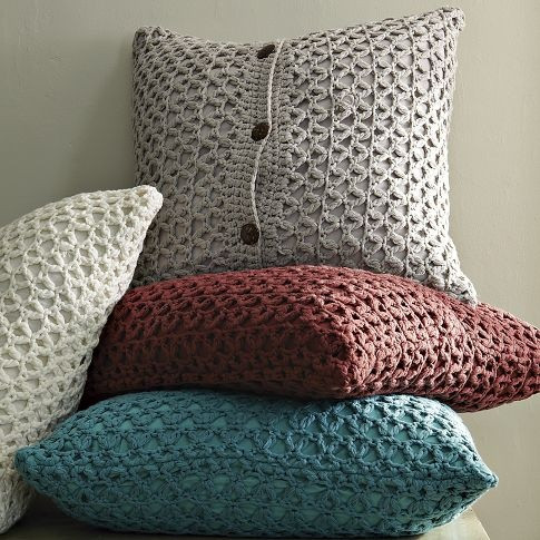 17 Best images about Crochet Cushion Inspiration on