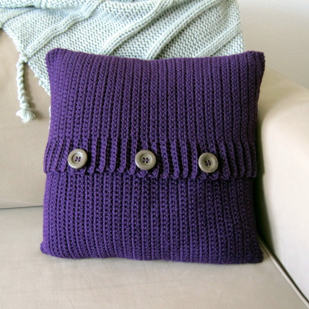 Crochet Pillow New Crochet button Pillow Free Crochet Pattern Of Superb 50 Images Crochet Pillow