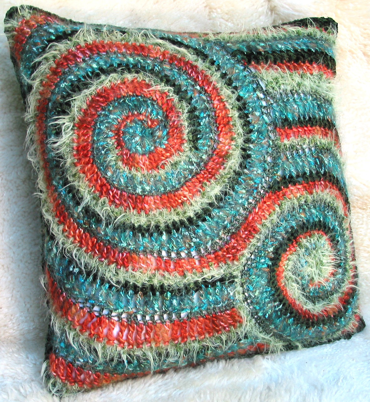 Crochet Pillow Unique Ngv • Inspiration On Pinterest Of Superb 50 Images Crochet Pillow