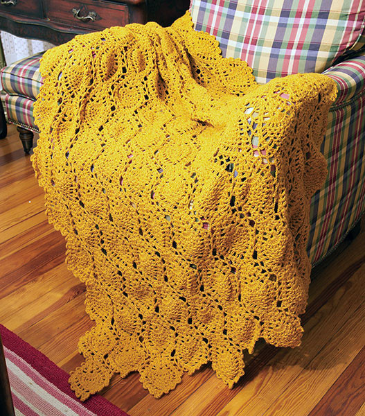 FREE PATTERN FOR QUICK CROCHET SMALL AFGHAN – Easy Crochet