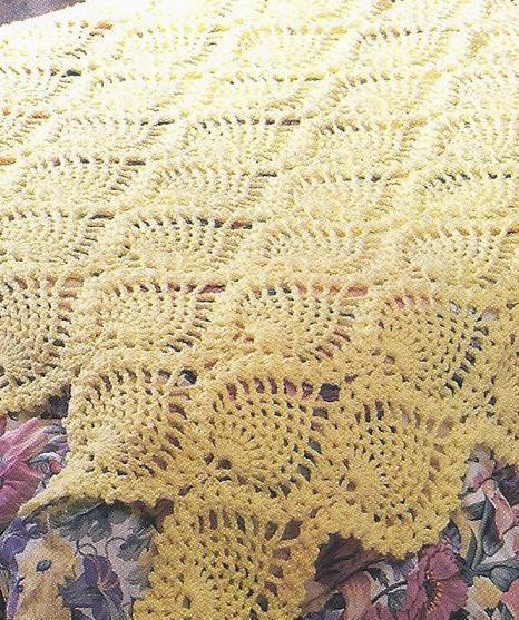 Crochet Pineapple Afghan Pattern Unique Pineapple Perfection Afghan Crochet and 50 Similar Items Of Perfect 41 Pictures Crochet Pineapple Afghan Pattern