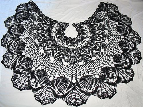 Crochet Pineapple Shawl Unique 25 Best Ideas About Lace Shawls On Pinterest Of Amazing 47 Photos Crochet Pineapple Shawl