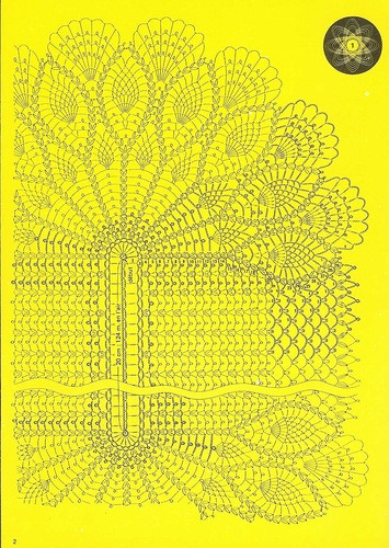 Crochet Pineapple Stitch Lovely 143 Free Diagrams for Crochet Pineapple Stitches ⋆ Crochet Of Wonderful 42 Models Crochet Pineapple Stitch